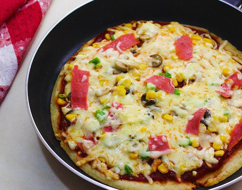 البيتزا السائلة